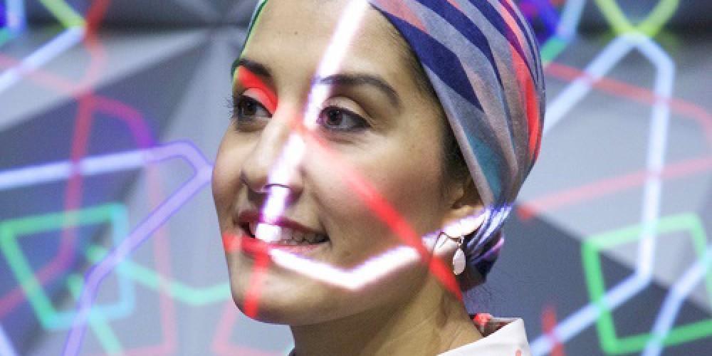 Behind the Scenes with Zarah Hussain