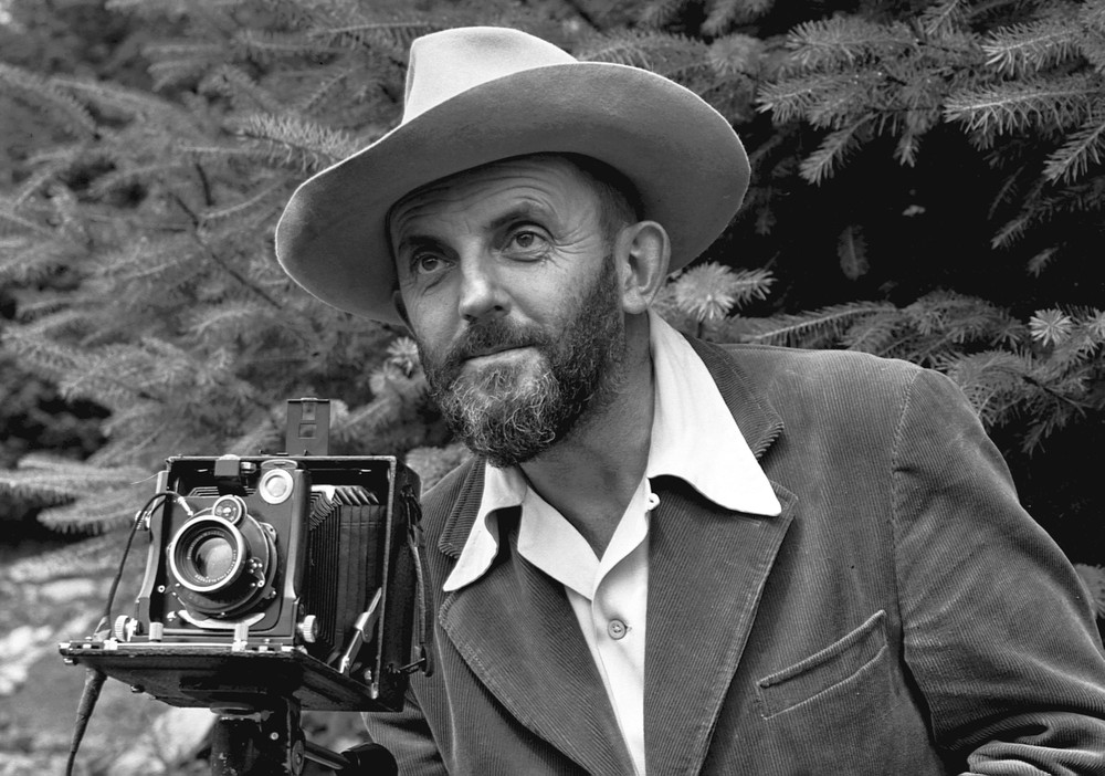 How Ansel Adams Found His Shot