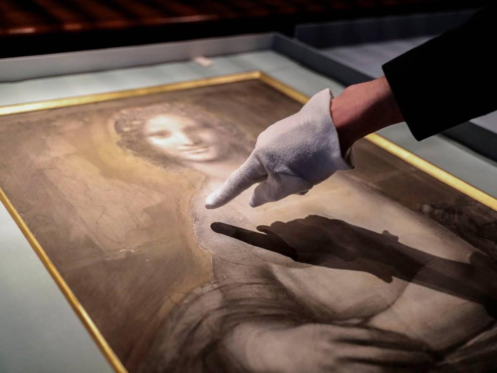 A Discovered Da Vinci, Revisiting Matisse's Odalisques & More