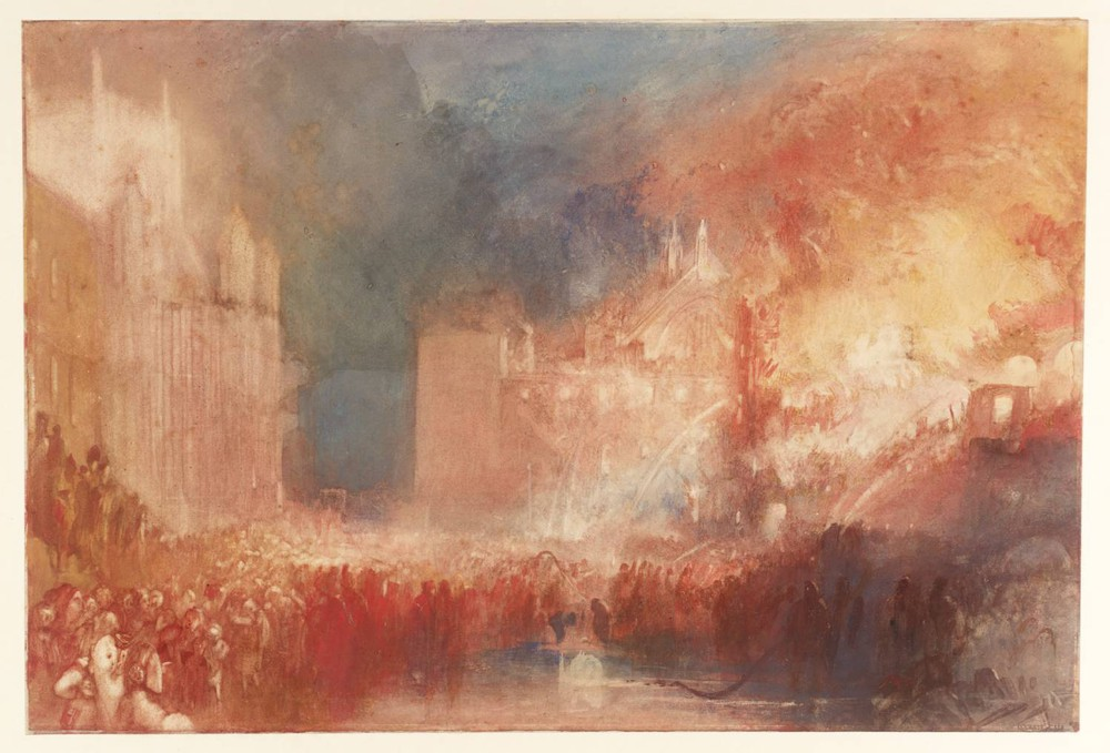 5 Lessons to Learn From J.M.W. Turner's Sketches