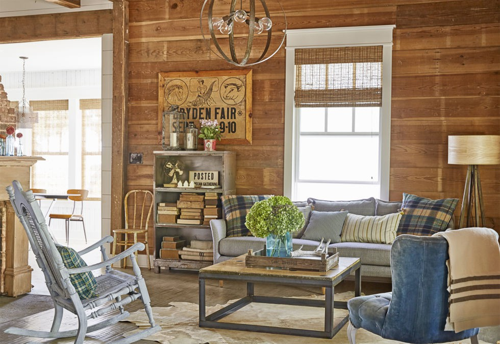 Choosing Art for a Rustic Home