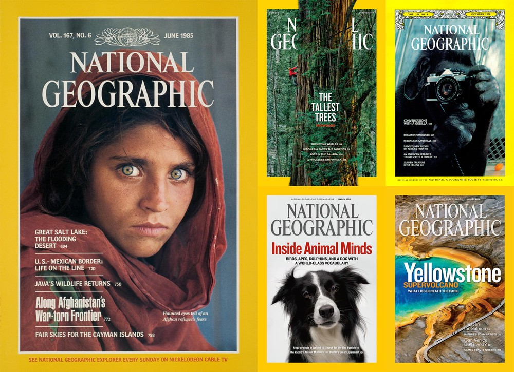 The Story of National Geographic