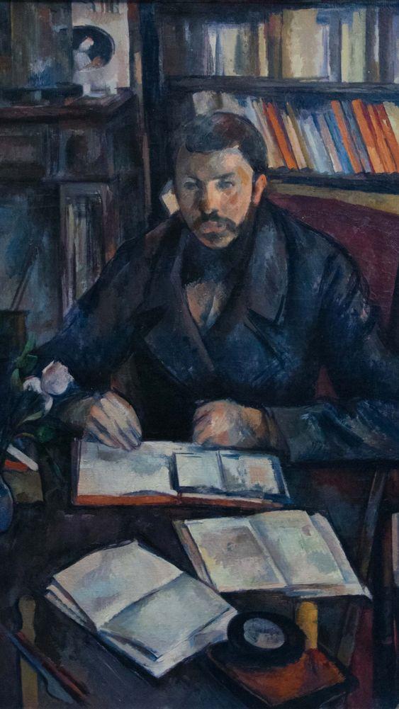 Portrait Gustave Geffroy