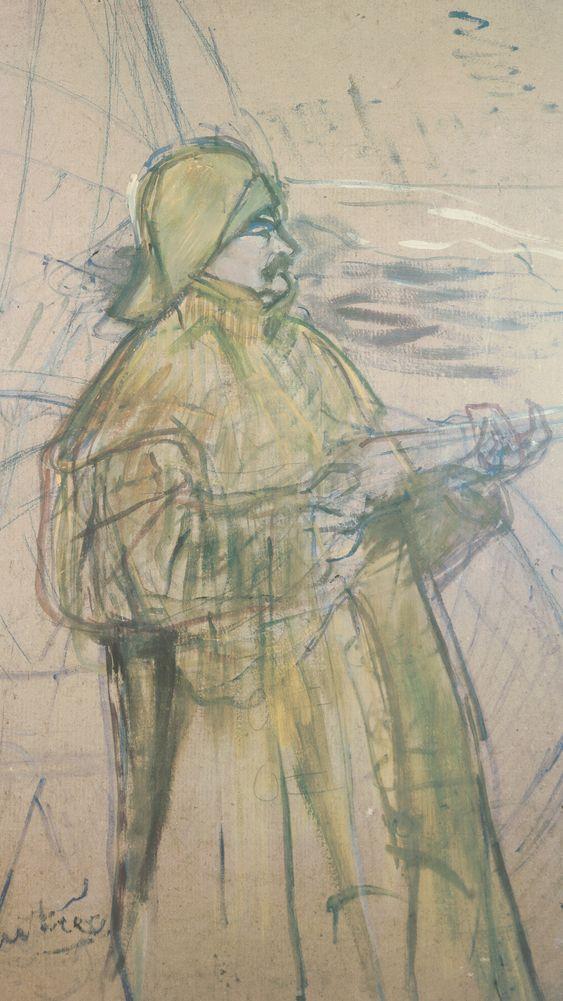 Portrait of Maurice Joyant (study)