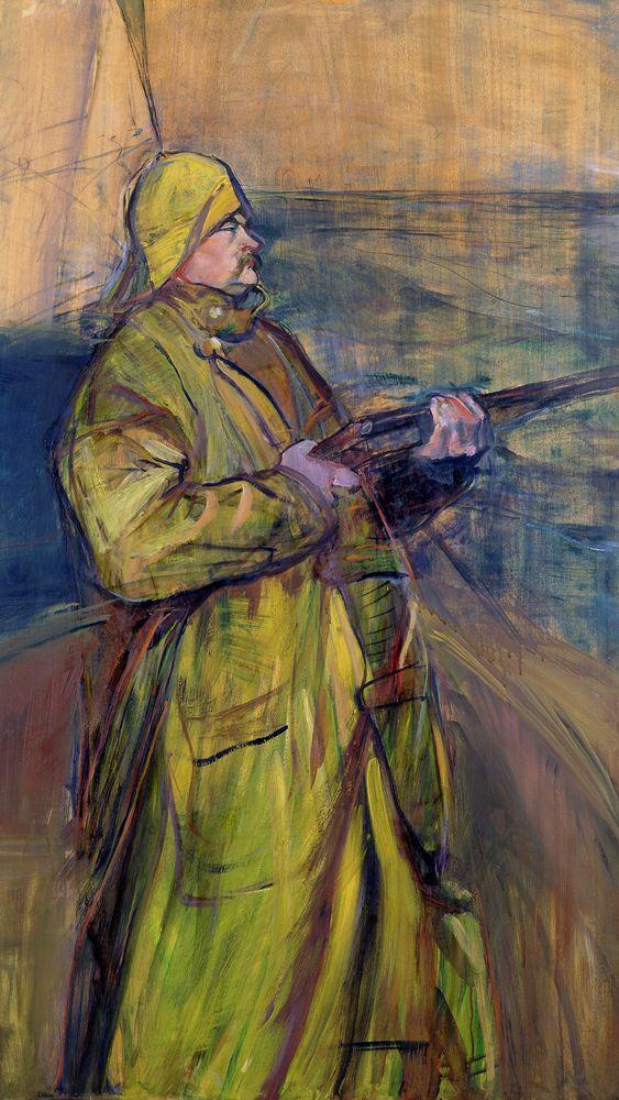 Portrait of Monsieur Maurice Joyant