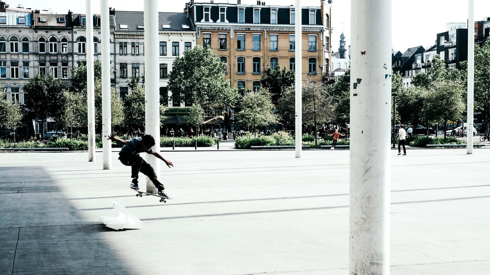 Skating in Europe