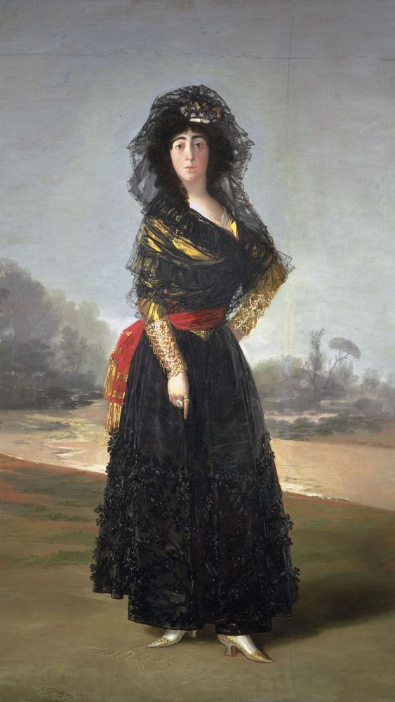 The Black Duchess