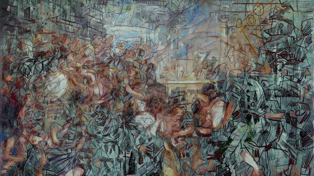 The Rape of the Sabine Woman