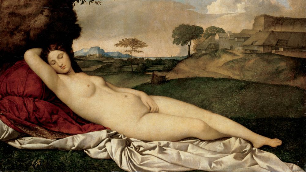 The Hidden Power of the Reclining Nude
