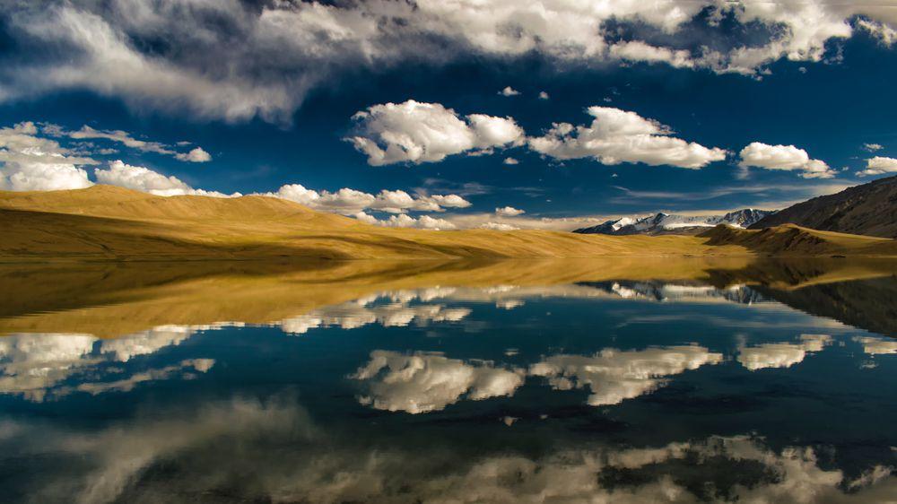 Tso Kiagar Lake