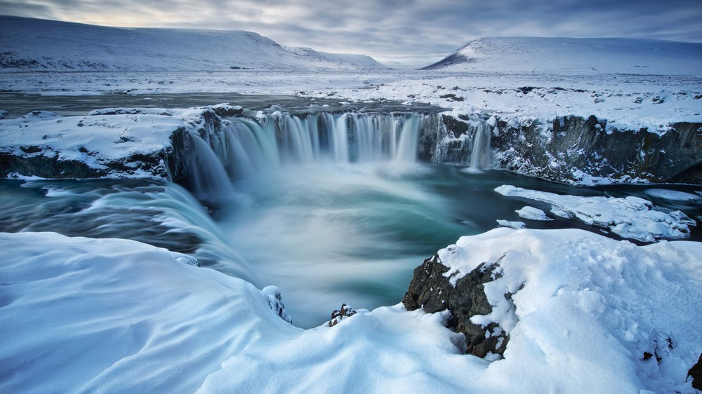 Waterfall of the Gods
