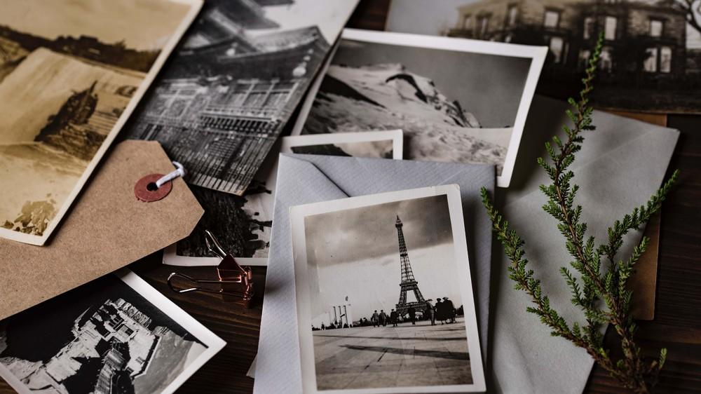 A Collection of Vintage Photos