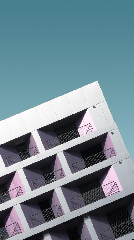 Falling Building