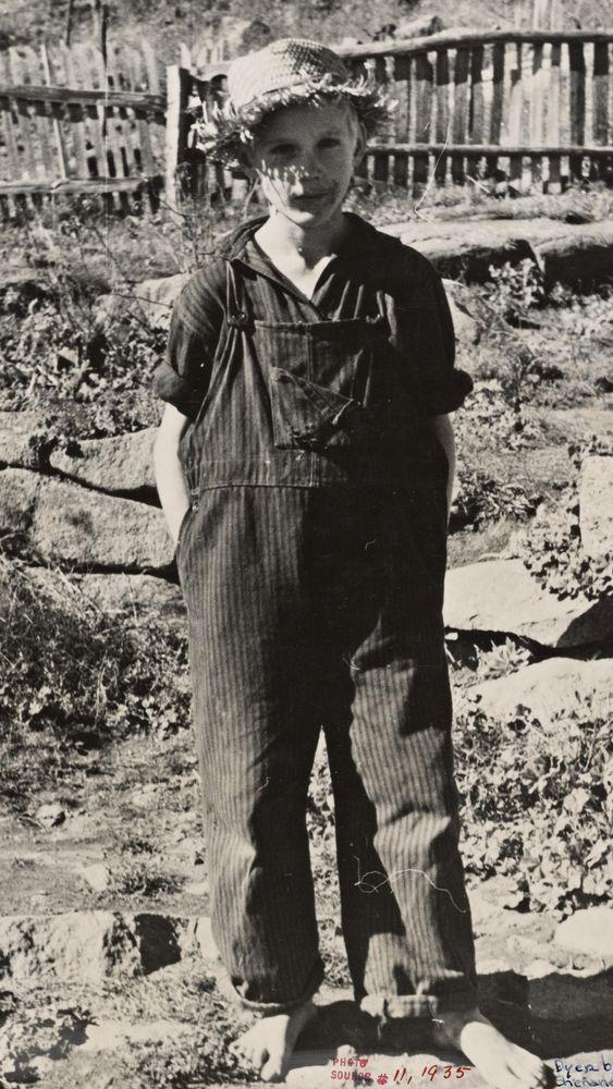 Corbin Hollow Boy, Shenandoah National Park, Virginia