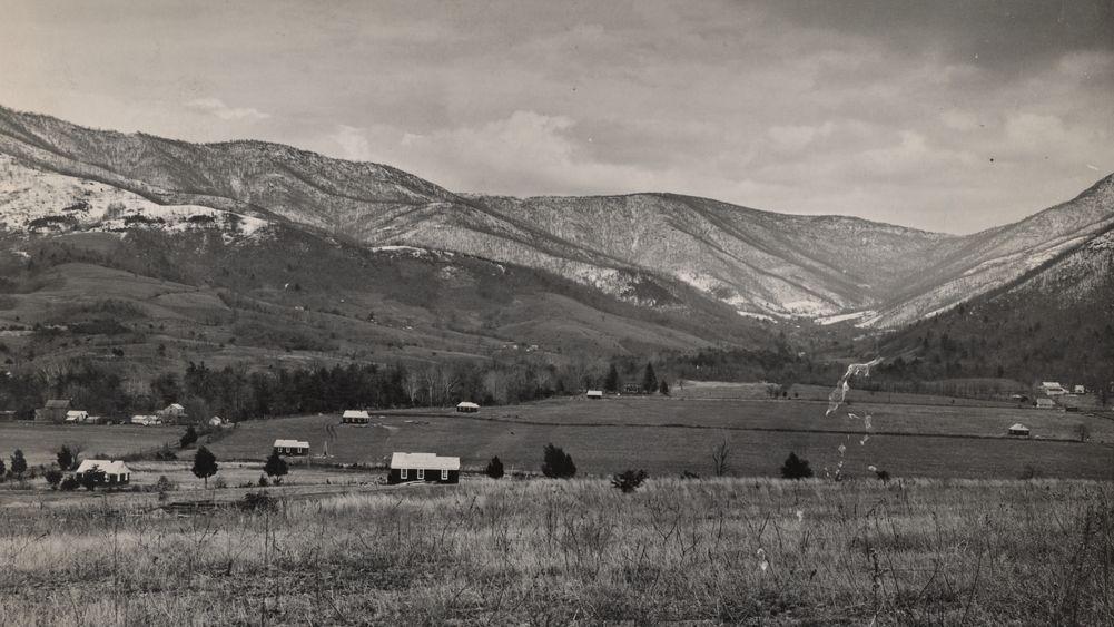 View of Ida Valley Homesteads, Virginia