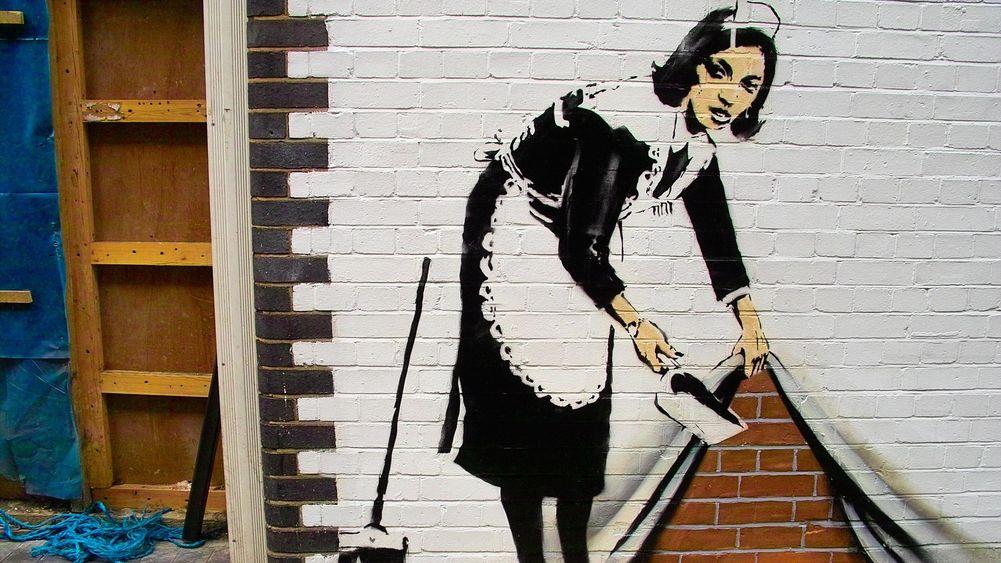 Vandalism or Art?