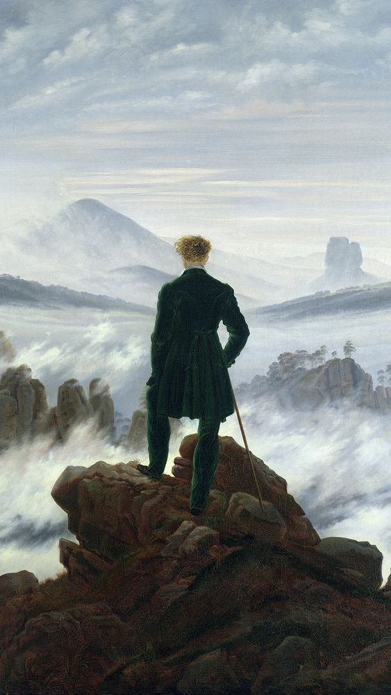 The Wanderer Above the Sea of Fog