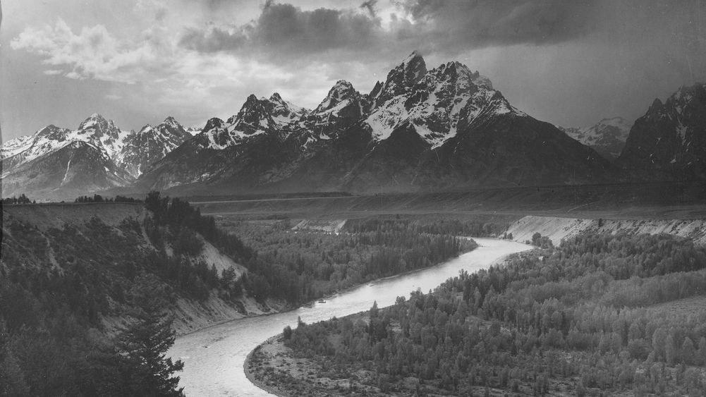 Ansel Adams, A Battle Over Artist Royalties, & More