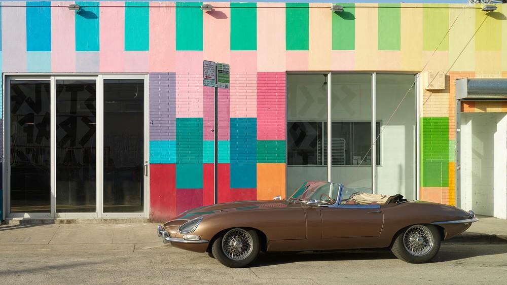 Wynwood neighborhood in Miami, Florida