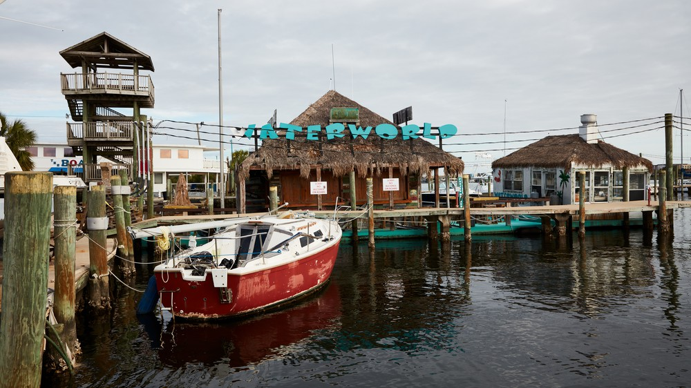 Florida Waterworld Marina