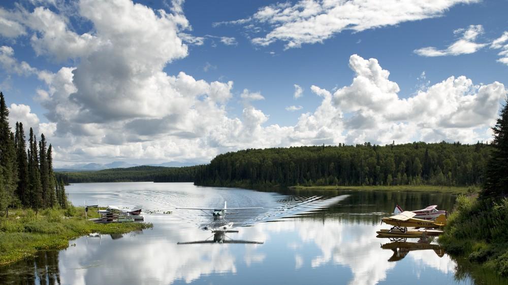 Alaska Fish Lake