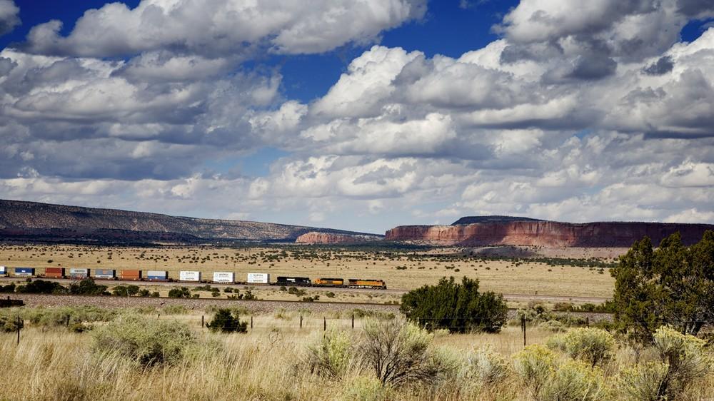 Utah Long Train