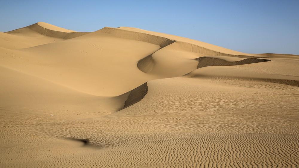California Imperial Sand Dunes