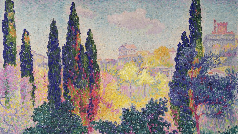 The Cypresses at Cagnes