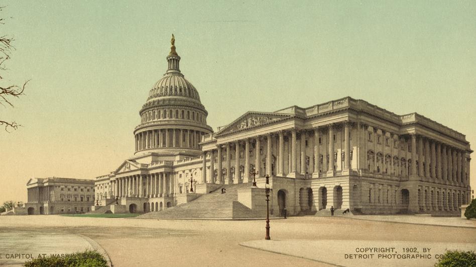The Capitol at Washington