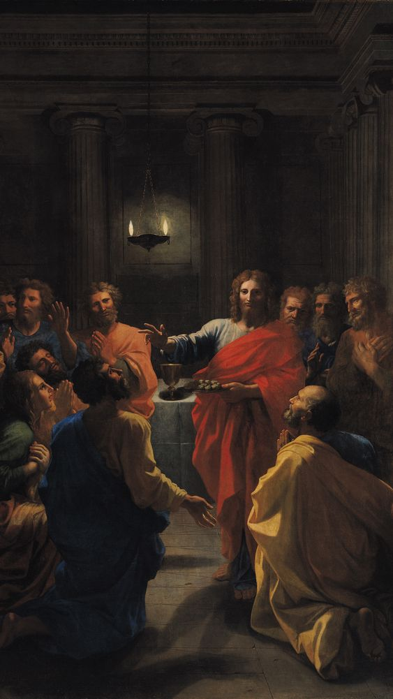 Christ Instituting the Eucharist, or The Last Supper