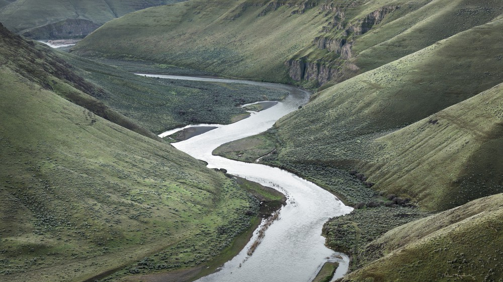 John Day River Oregon I