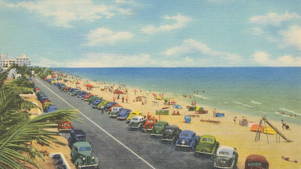 Beach Postcard II