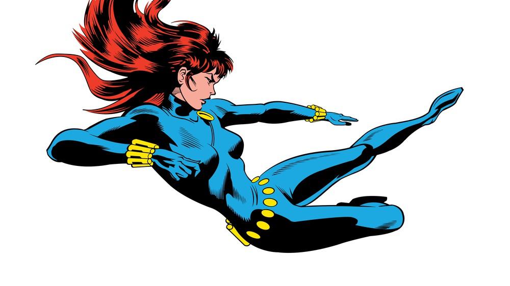 Black Widow Kicks