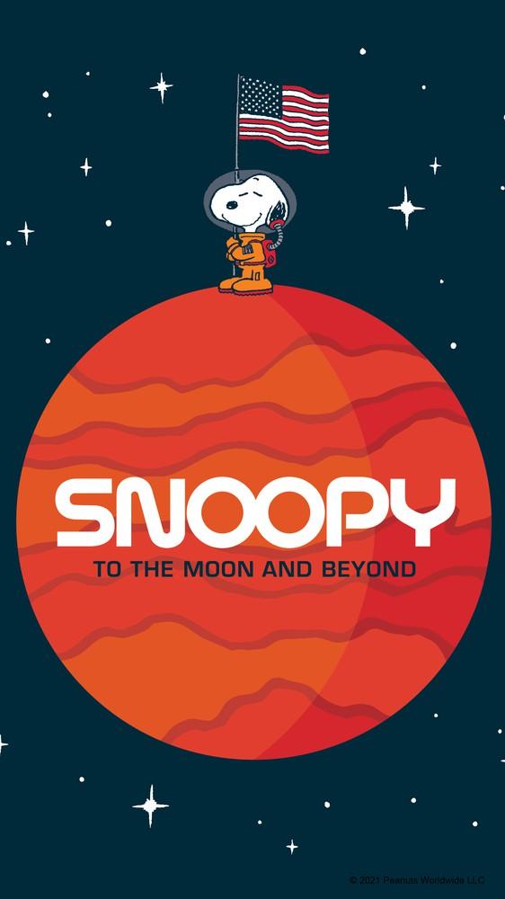 Snoopy on Mars