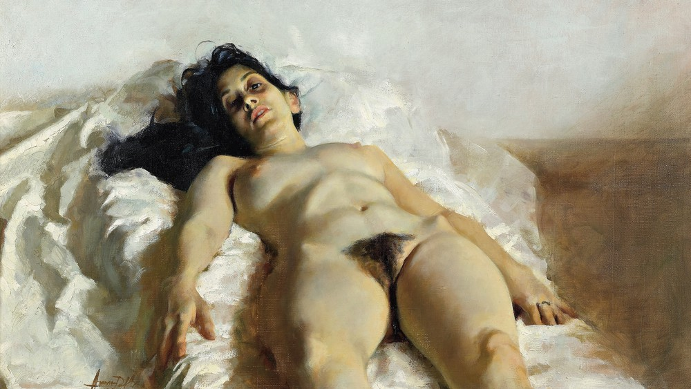 Nude Shira