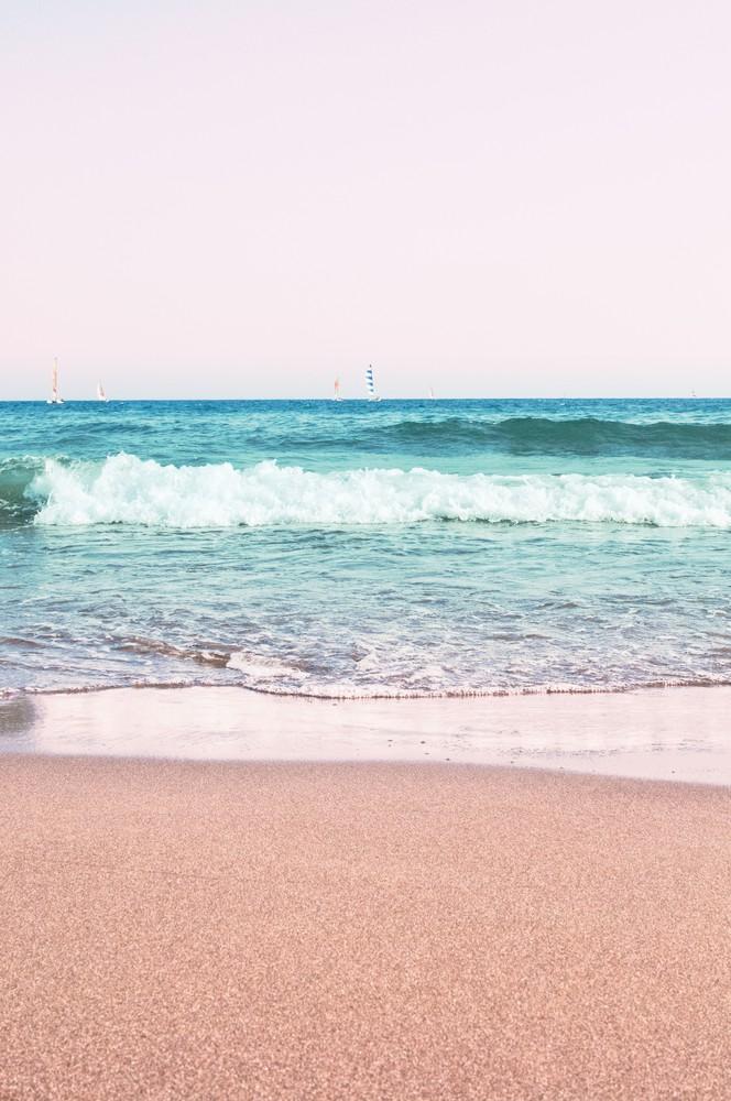 Pastel Ocean Dream