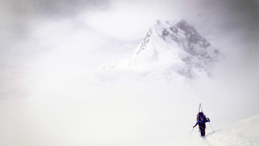 CANADA, Yukon Territory, Mount Logan
