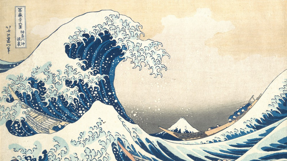 """The Great Wave"" Was Meant to Go Viral"