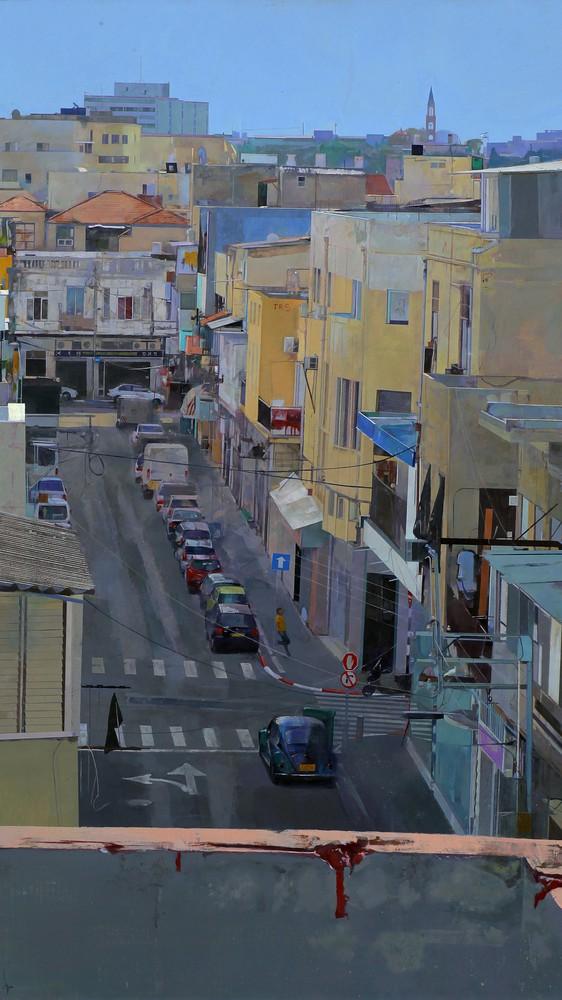 Corner of Levinsky