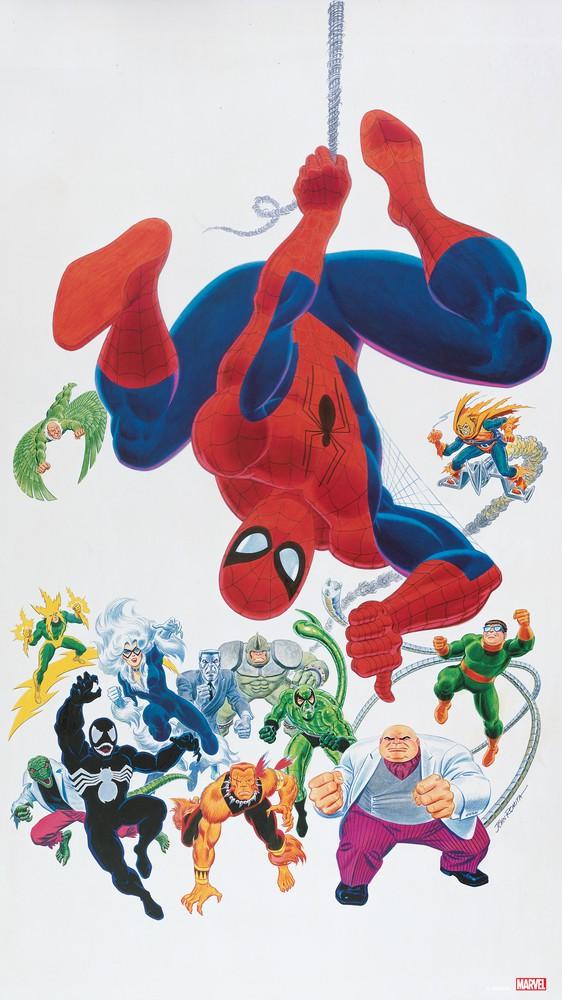 Marvel Visionaries: John Romita