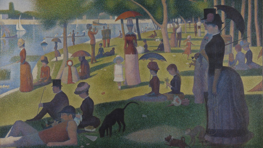 Why Is This Famous?: A Sunday Afternoon on the Island of La Grande Jatte