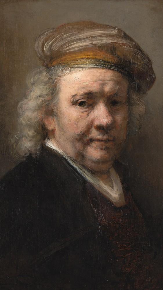 "Rembrandt's Big Retro, On Hating ""Vessel"" & More"