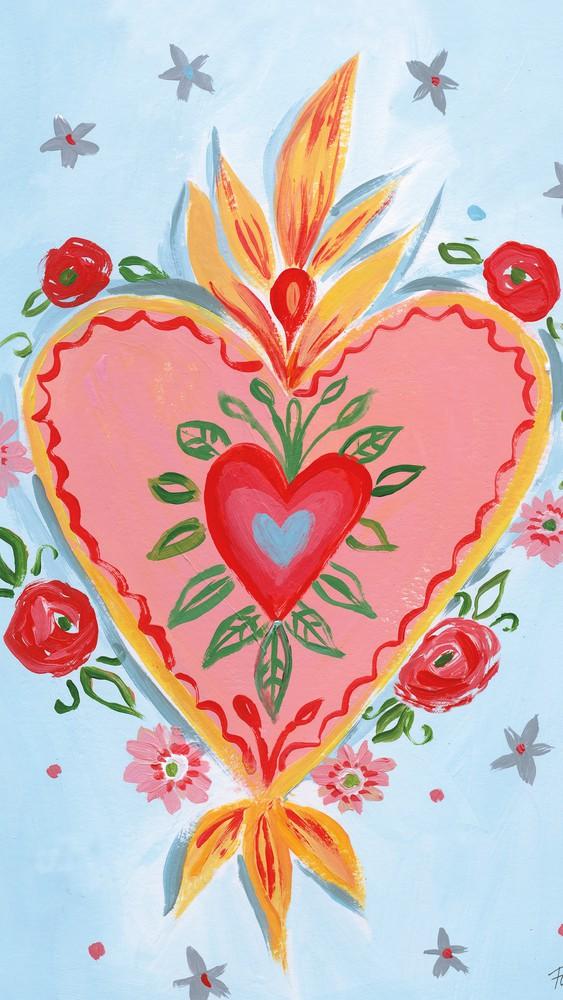 Frida's Heart