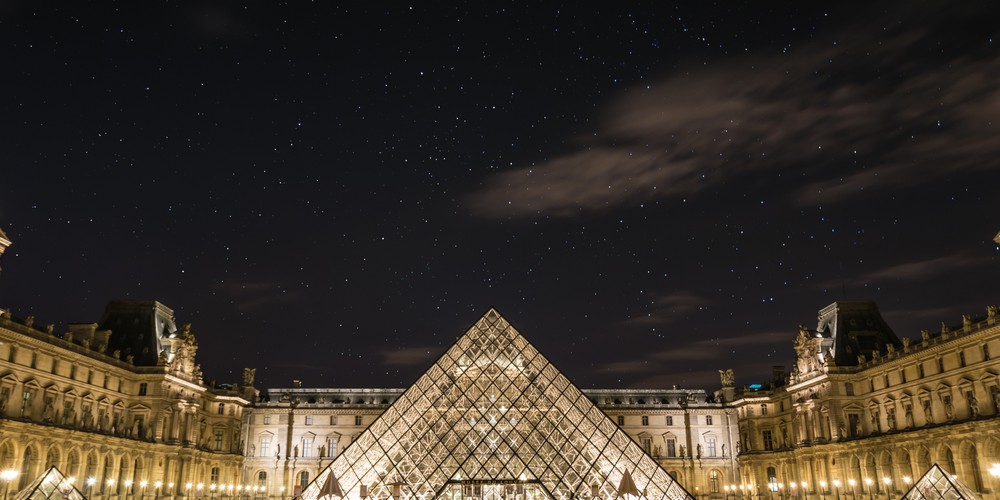 Four Modern Masterpieces by I.M. Pei
