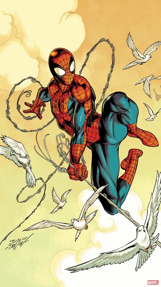 Spider-Geddon #1, Variant Cover