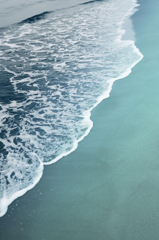Turquoise Blue Ocean Dream Waves