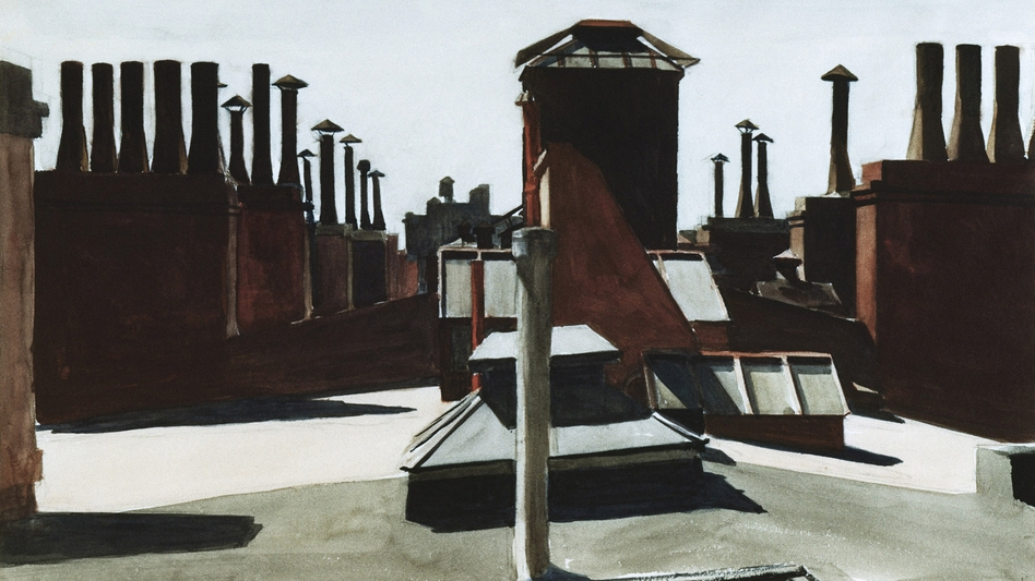 Roofs of Washington Square