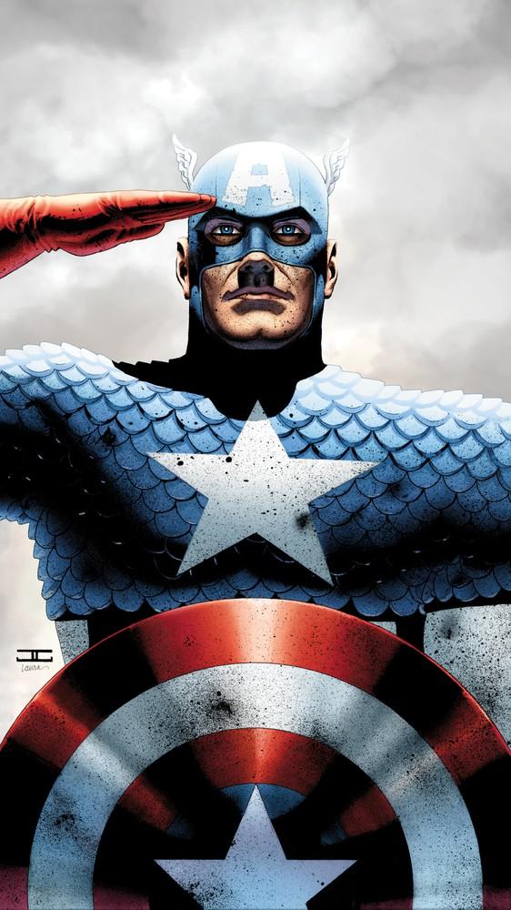 Captain America #4 - Variant Edition