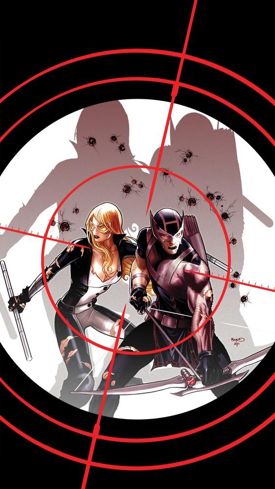 Mockingbird & Hawkeye