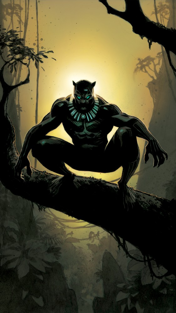 Black Panther #14, Variant Cover